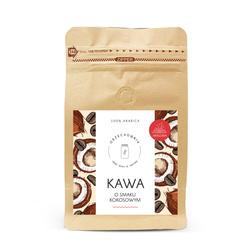 Kawa o smaku kokosowym mielona 200g