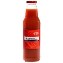 PomidoLove sok tłoczony 100% 750ml