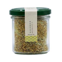Zielona sól z cytryną