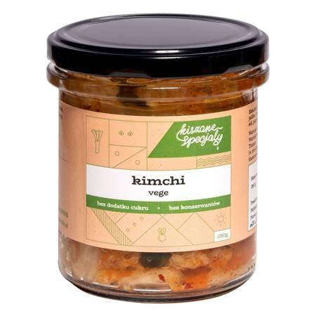 Kimchi vege z wakame 280g